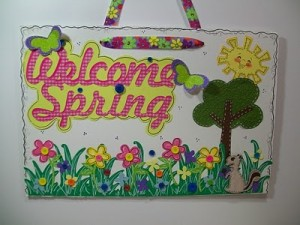 Bring It On Spring – Spring Board