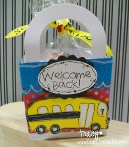 Back to School & 1st Day of School Goodie Bags