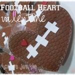 footballheartvalentine