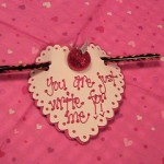 just write for me valentines