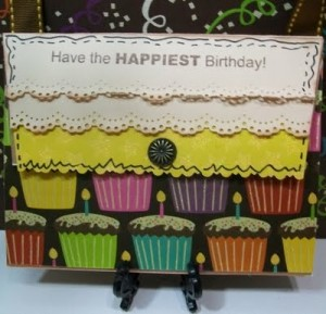 Envelope Purse Birthday Goodie Bag ~ Video #159