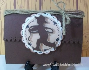 ♥ Cowboy Invitation & Video # 111 ♥