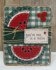 ♥ Melon Card & Video # 113 ♥
