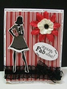 Absolutely FAB-ulous! Card & Video #115