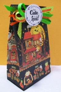 Halloween Treat Bag & Video #117