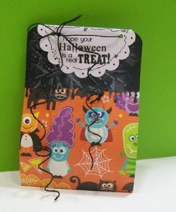 Halloween Candy Treat Holders & Video #118