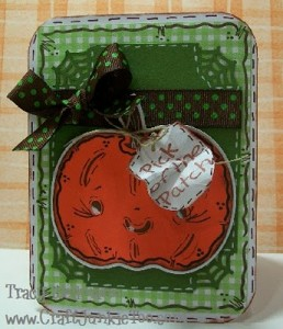 ♥ Blog Hop Saturday & Video #122 Pick of the Patch Card ♥