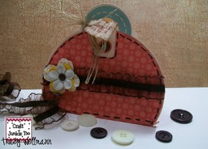 Imagine Nation Monday Polka-Dotted Purse ~ Part #2 (#129)