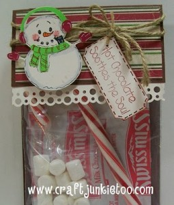 Hot Chocolate Goodie Bags ~ Video #138