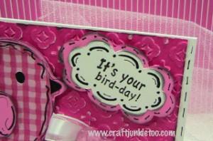 My Pink Stamper Blog Hop