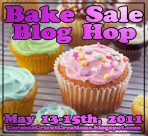 Bake Sale Blog Hop