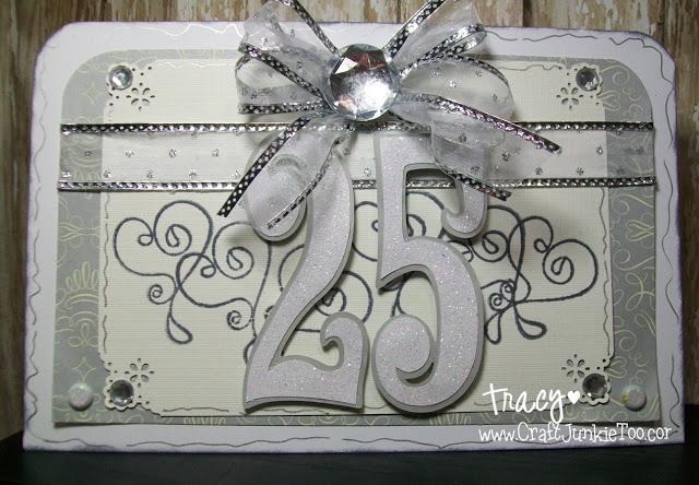 Подарок к 25 летию свадьбы своими руками