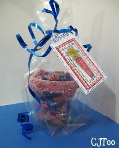 ♥ 4th of July Treats and Card ♥