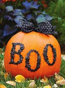 BOO! Pumpkin….