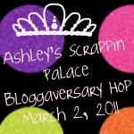 Ashley's Bloggaversary Blog Hop!