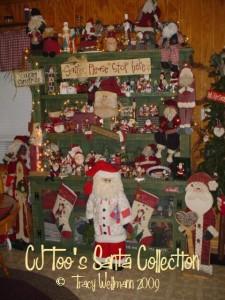 CJToo's Santa Collection