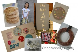 {Back to School} Guest Bloggers ~ Occasionally Crafty