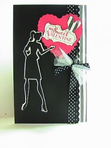 Video #74 ~ My Sweet Valentine Card