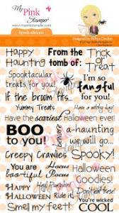 Spook-alicous Treats!