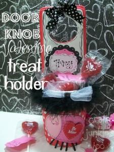 Door Knob Valentine Treat Holder – Video #178