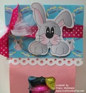 DDLL ~ Designer Tutorial ~ Bunny Goodie Bags
