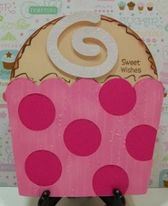 Birthday Bash Video ~ Cupcake Birthday Card