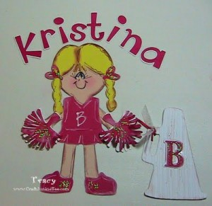 Cricut Project Video #28 – Everyday Paper Dolls Cheerleader Project