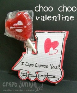 {I Choo Choose You} Boy Valentine!