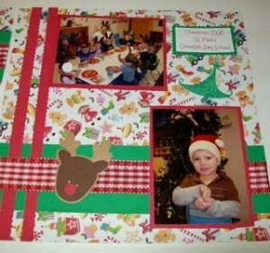 Pre-School Christmas Pages Re-Run