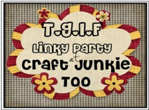 T.G.I.F. Linky Party #26 & Happy FALL!!