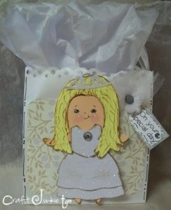Confirmation Princess Gift Bag