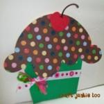 cupcake gift card