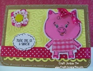 ♥ A Couple of Projects using Create-a-Critter ♥