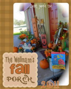 CJToo's Fall Porch 2011