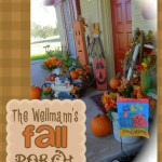 2011 Fall Porch Decor