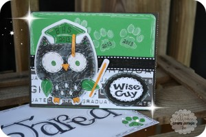 {Wise Guy} Graduation Card