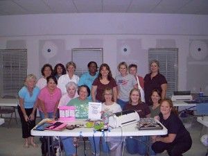 ~ Cricut SWARM in Houston, Texas 2009