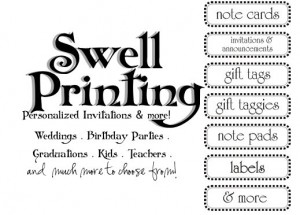 {Back to School} with Swell Printing!