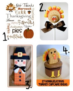 Fun Fall and Thanksgiving Ideas!!