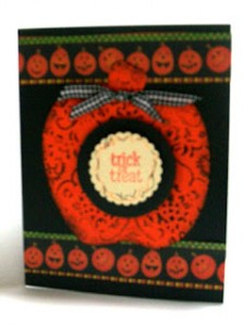 Trick or Treat Card & Video #47