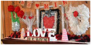 Valentine Mantel ~ 2013