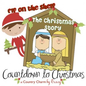 Elf on the Shelf ~ The Christmas Story 2013