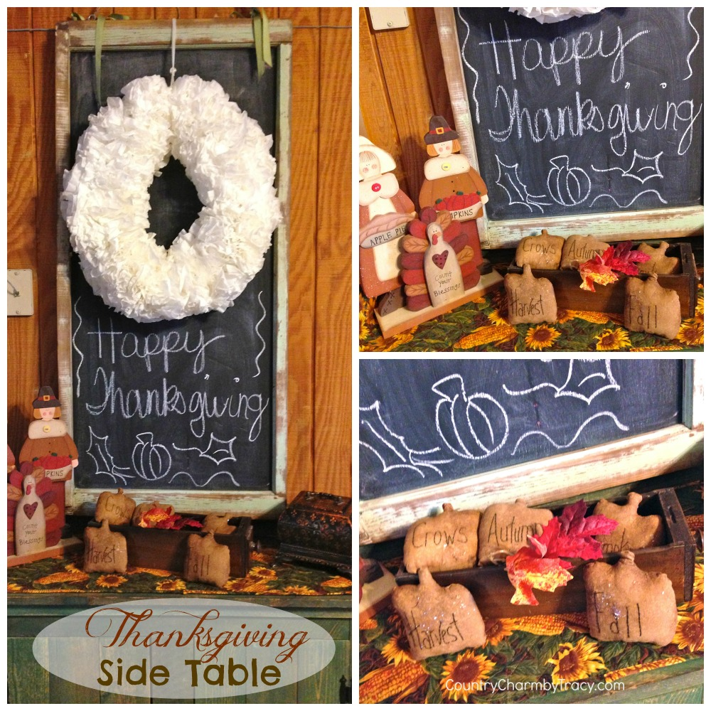 Thanksgiving home decor 2013 for Thanksgiving 2016 home decorations
