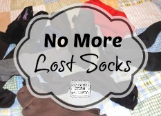 Never Lose a Sock Again….