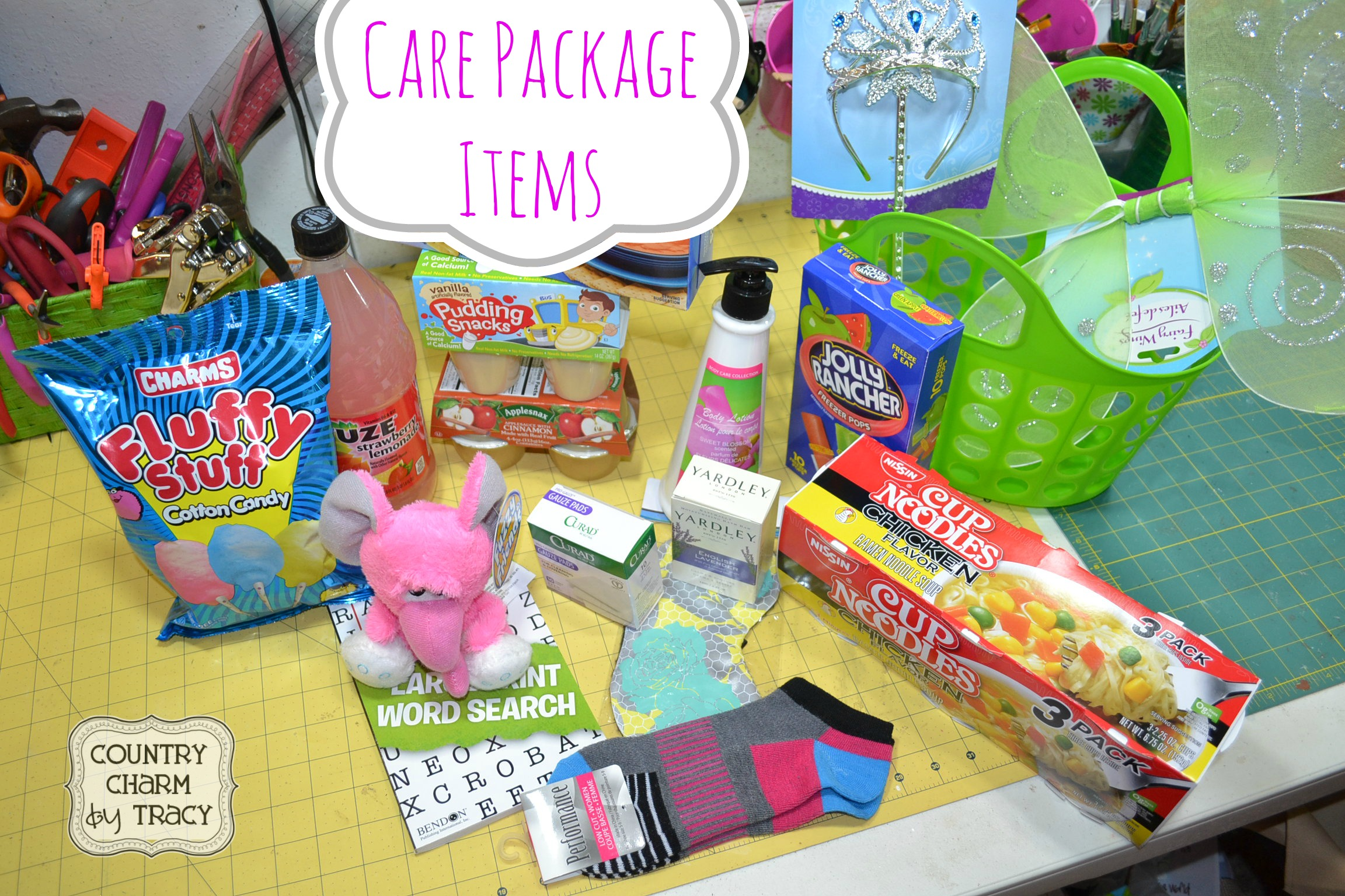 diy care package after surgery diy campbellandkellarteam