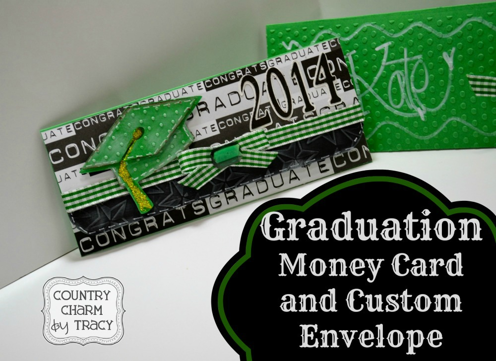 Graduation Money Card