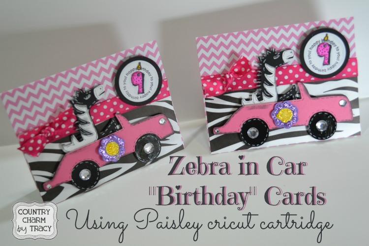 zebracards
