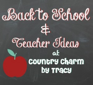 Back to School & Teacher Ideas 2014
