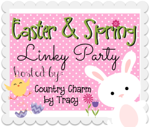 Easter & Spring Projects Link Party {Share Your Ideas}