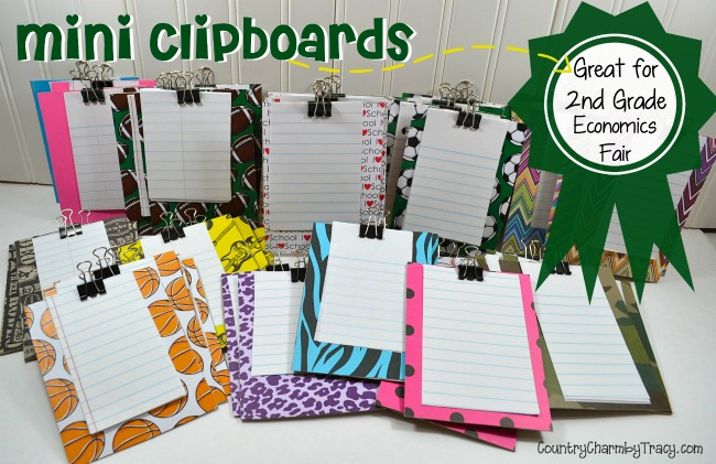 Mini Calendars For Craft Projects